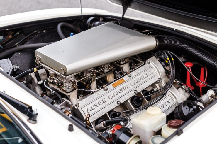 aston martin v8 vantage 17 740x494 - Britain's First Supercar: The Aston Martin V8 Vantage