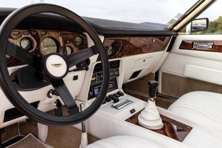 aston martin v8 vantage 20 740x494 - Britain's First Supercar: The Aston Martin V8 Vantage