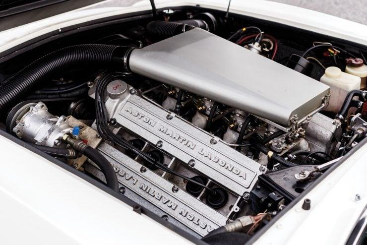aston martin v8 vantage 23 740x494 - Britain's First Supercar: The Aston Martin V8 Vantage