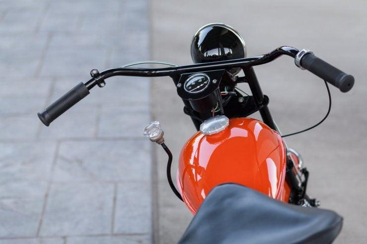 cushman motor scooter 7 740x493 - American Icon: The 1955 Cushman Eagle