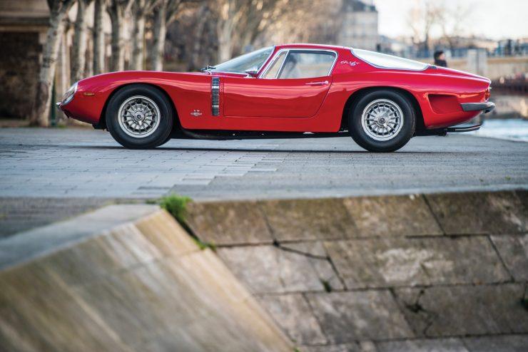 iso grifo a3 c car 1 740x494 - Johnny Hallyday's 1965 Iso Grifo A3/C