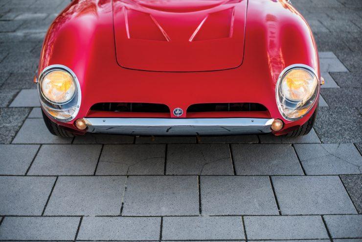 iso grifo a3 c car 12 740x494 - Johnny Hallyday's 1965 Iso Grifo A3/C
