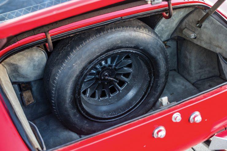 iso grifo a3 c car 13 740x494 - Johnny Hallyday's 1965 Iso Grifo A3/C