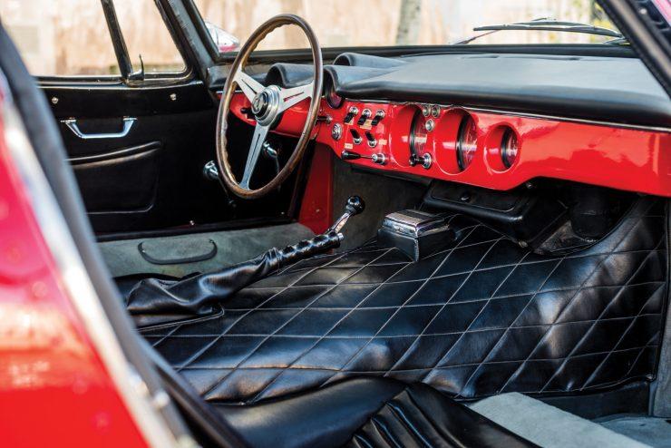 iso grifo a3 c car 14 740x494 - Johnny Hallyday's 1965 Iso Grifo A3/C