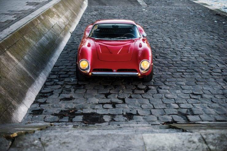 iso grifo a3 c car 15 740x494 - Johnny Hallyday's 1965 Iso Grifo A3/C