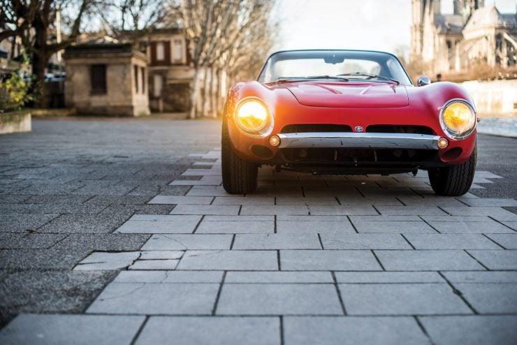 iso grifo a3 c car 16 740x494 - Johnny Hallyday's 1965 Iso Grifo A3/C
