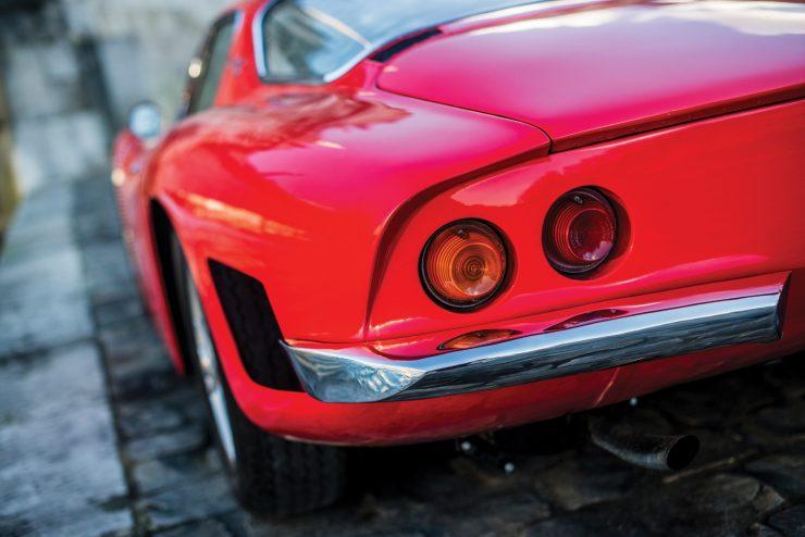 iso grifo a3 c car 18 740x494 - Johnny Hallyday's 1965 Iso Grifo A3/C