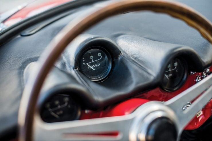 iso grifo a3 c car 20 740x494 - Johnny Hallyday's 1965 Iso Grifo A3/C