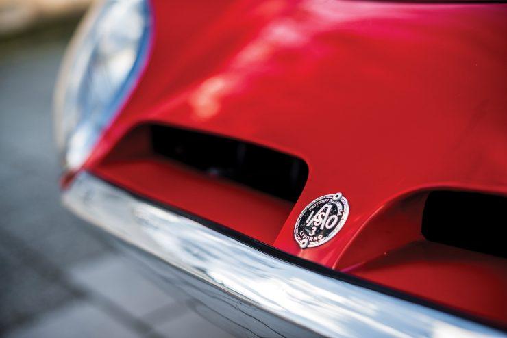 iso grifo a3 c car 21 740x494 - Johnny Hallyday's 1965 Iso Grifo A3/C
