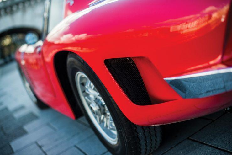 iso grifo a3 c car 23 740x494 - Johnny Hallyday's 1965 Iso Grifo A3/C
