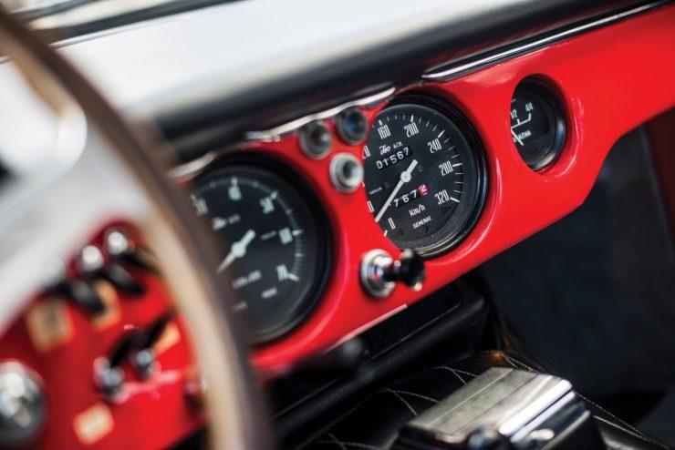 iso grifo a3 c car 25 740x494 - Johnny Hallyday's 1965 Iso Grifo A3/C