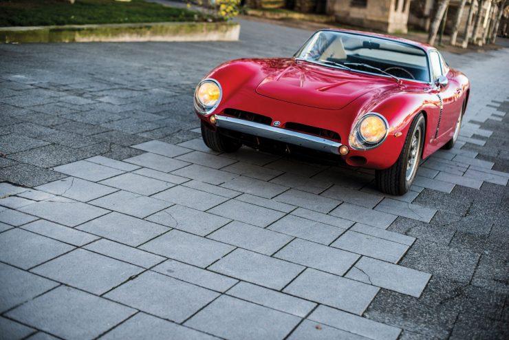 iso grifo a3 c car 3 740x494 - Johnny Hallyday's 1965 Iso Grifo A3/C