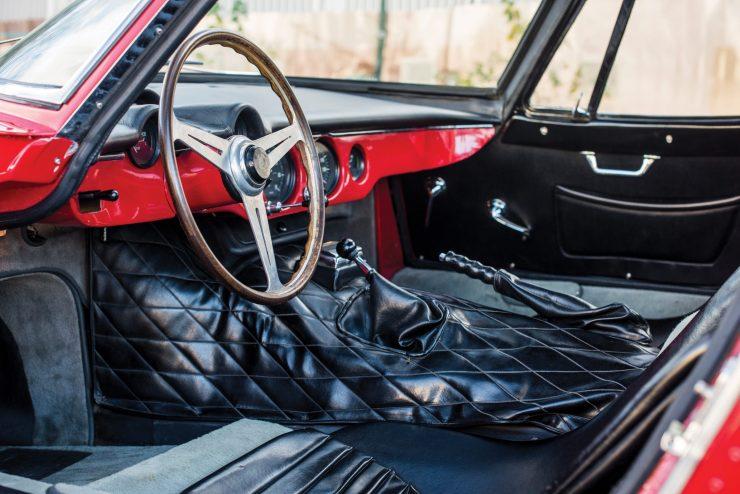 iso grifo a3 c car 4 740x494 - Johnny Hallyday's 1965 Iso Grifo A3/C