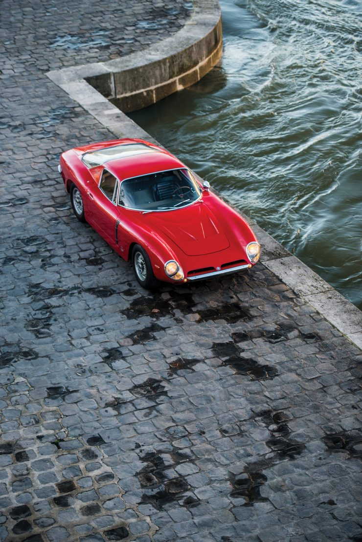 iso grifo a3 c car 6 740x1109 - Johnny Hallyday's 1965 Iso Grifo A3/C