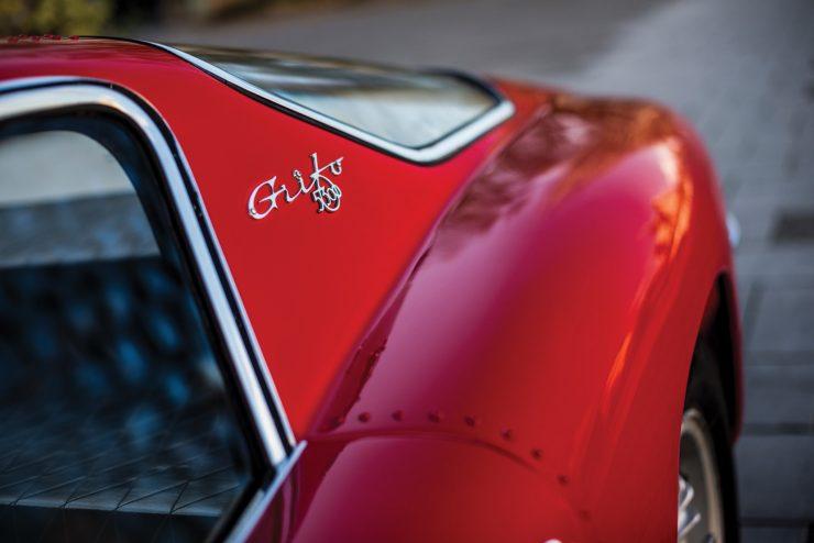 iso grifo a3 c car 8 740x494 - Johnny Hallyday's 1965 Iso Grifo A3/C
