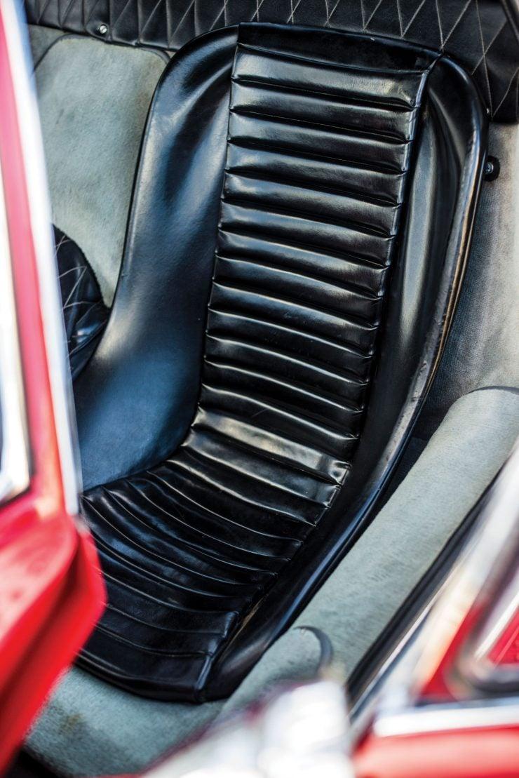 iso grifo a3 c car 9 740x1109 - Johnny Hallyday's 1965 Iso Grifo A3/C