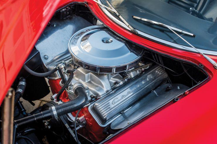 iso grifo a3 c car engine 740x494 - Johnny Hallyday's 1965 Iso Grifo A3/C