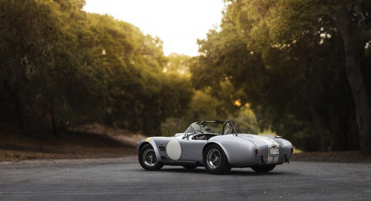 shelby cobra 427 car 13 740x401 - 1966 Shelby Cobra 427 'Semi-Competition'