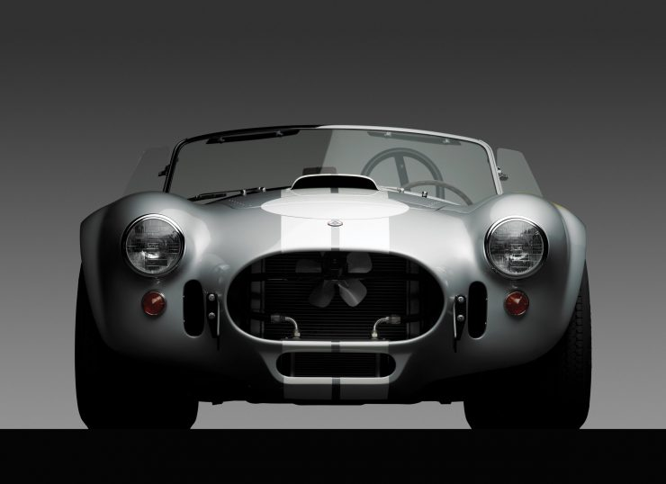 shelby cobra 427 car 14 740x538 - 1966 Shelby Cobra 427 'Semi-Competition'