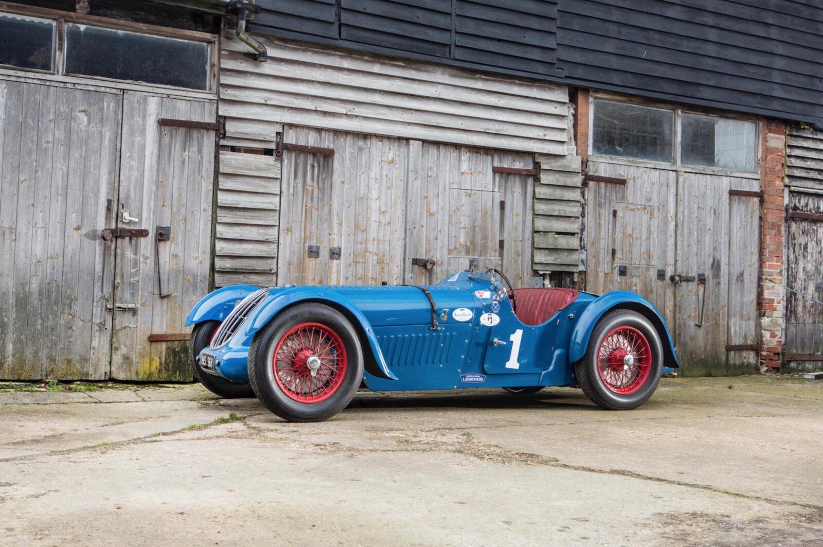 Alta 2 Litre Sports Car 1600x1063 - Rare Supercharged British Racer: 1936 2-Litre Alta Sports Car