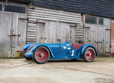 Alta 2 Litre Sports Car 450x330 - Rare Supercharged British Racer: 1936 2-Litre Alta Sports Car