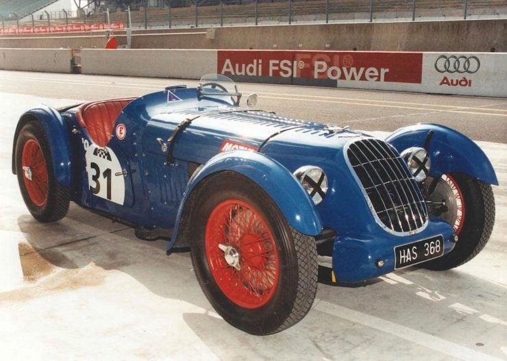 Alta Sports Car