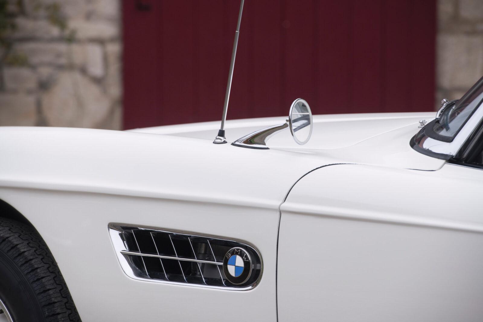 BMW 507 Roadster Vent 1600x1067 - 1958 BMW 507 Roadster Series II