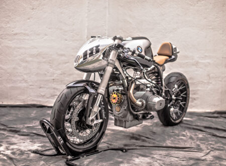 BMW R100 RS Custom Front