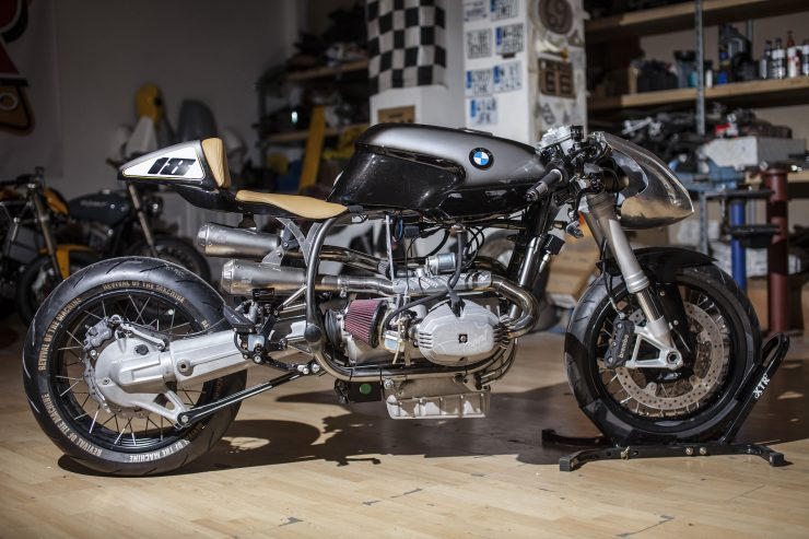 BMW R100 RS Custom Right Side