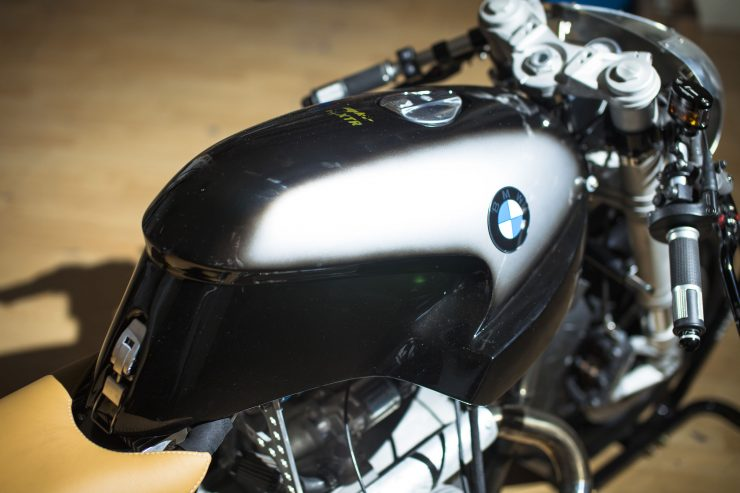 BMW R100 RS Custom Tank