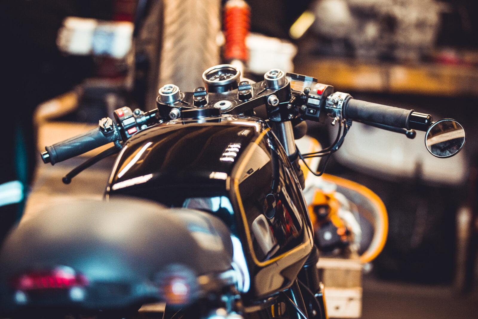 BMW R45 Custom Motorcycle 12 1600x1067 - JM Customs BMW R45 Cafe Racer