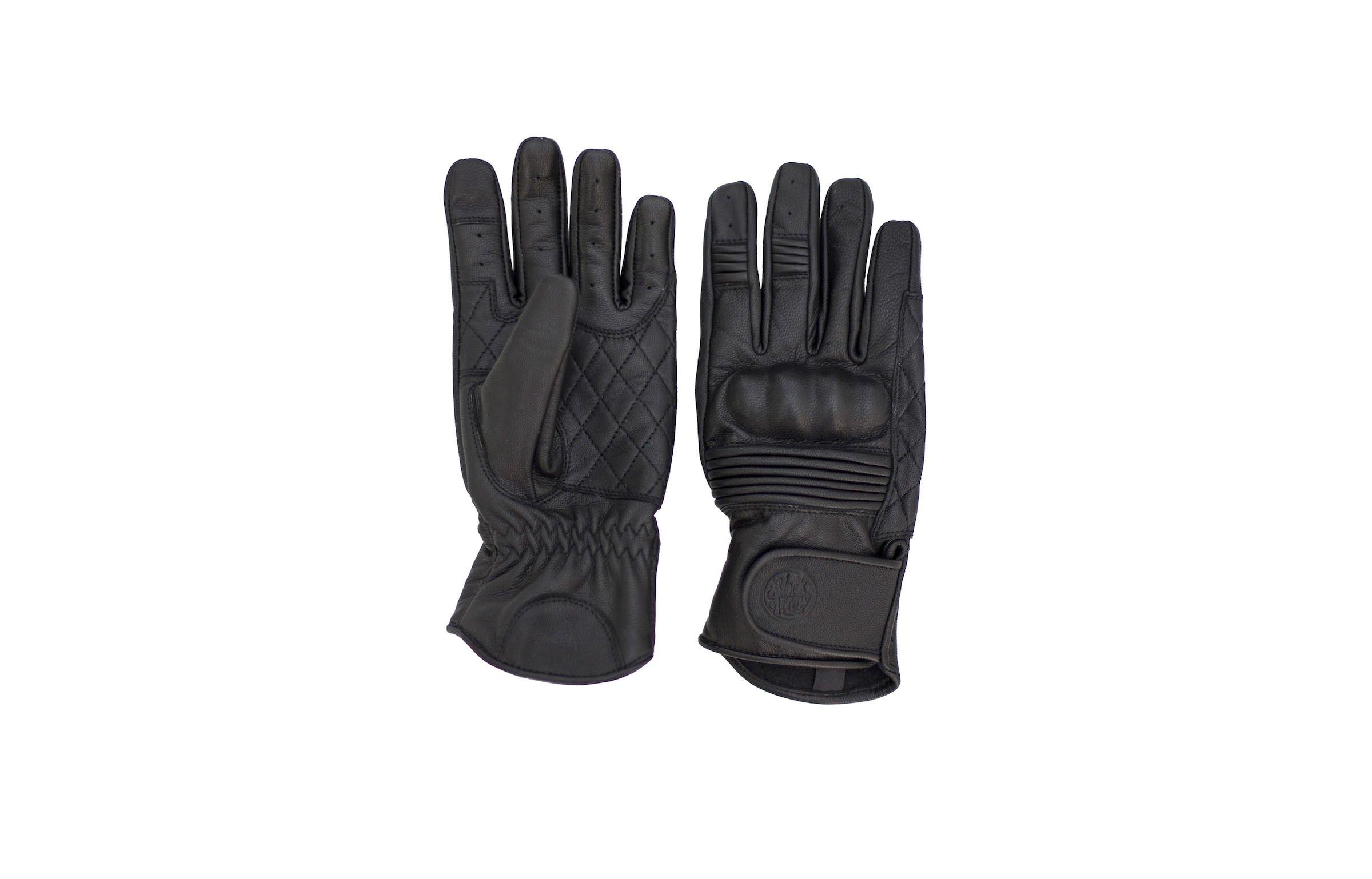 Black Arrow Queen Bee Motorcycle Gloves