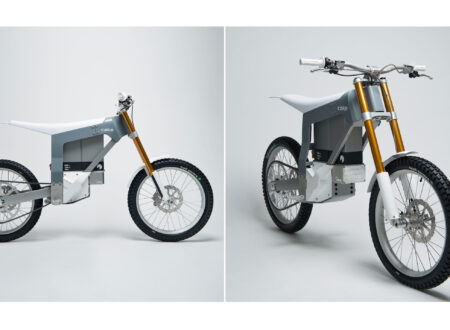 Cake Kalk Dual Sport Electric Bike Main Image 450x330 - Almost A Two-Wheeled Tesla: The CAKE KALK Dual Sport Electric Bike