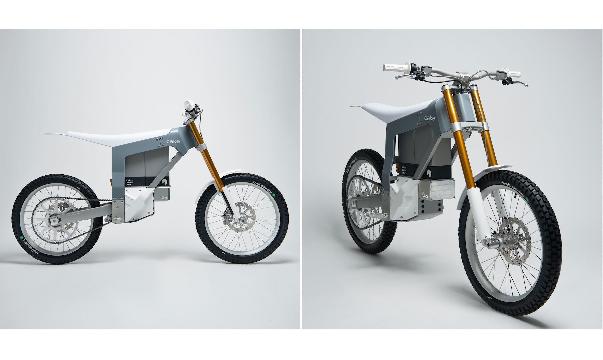 a two wheeled tesla the cake kalk electric bike. Black Bedroom Furniture Sets. Home Design Ideas