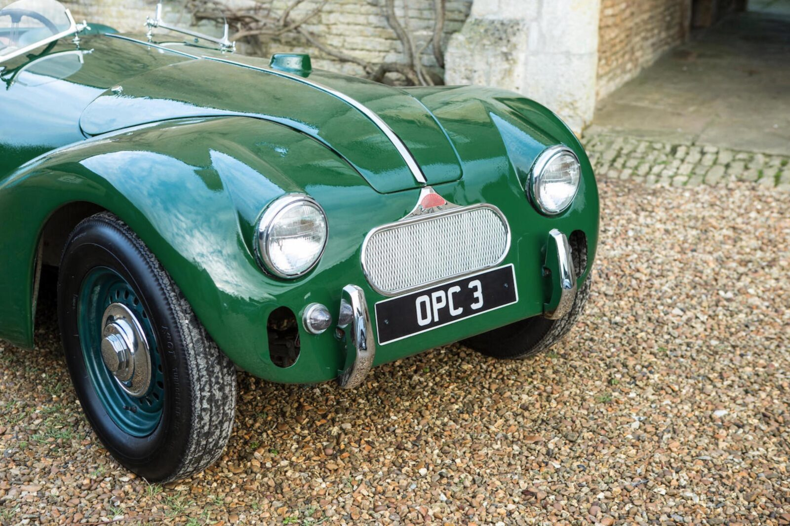Connaught L2 Car 1600x1066 - Rare British Racer: 1949 Connaught L2 2½-litre Sports-Racing Car