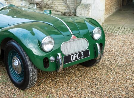 Connaught L2 Car 450x330 - Rare British Racer: 1949 Connaught L2 2½-litre Sports-Racing Car