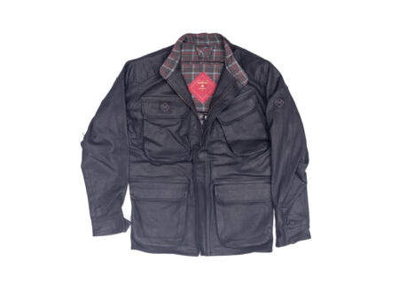 Crave Waxed Trophy Motorcycle Jacket 450x330 - Classic Style - Crave Waxed Trophy Motorcycle Jacket