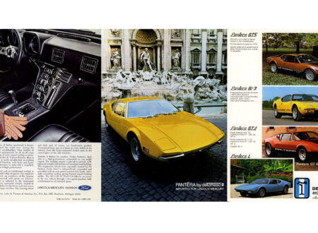 De Tomaso Pantera Buying Guide