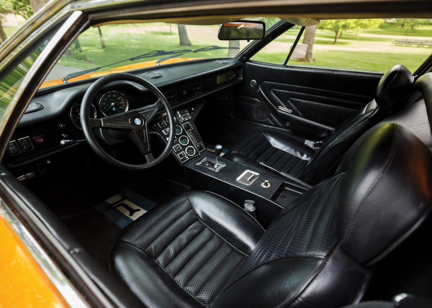 Interior: The Affordable Supercar