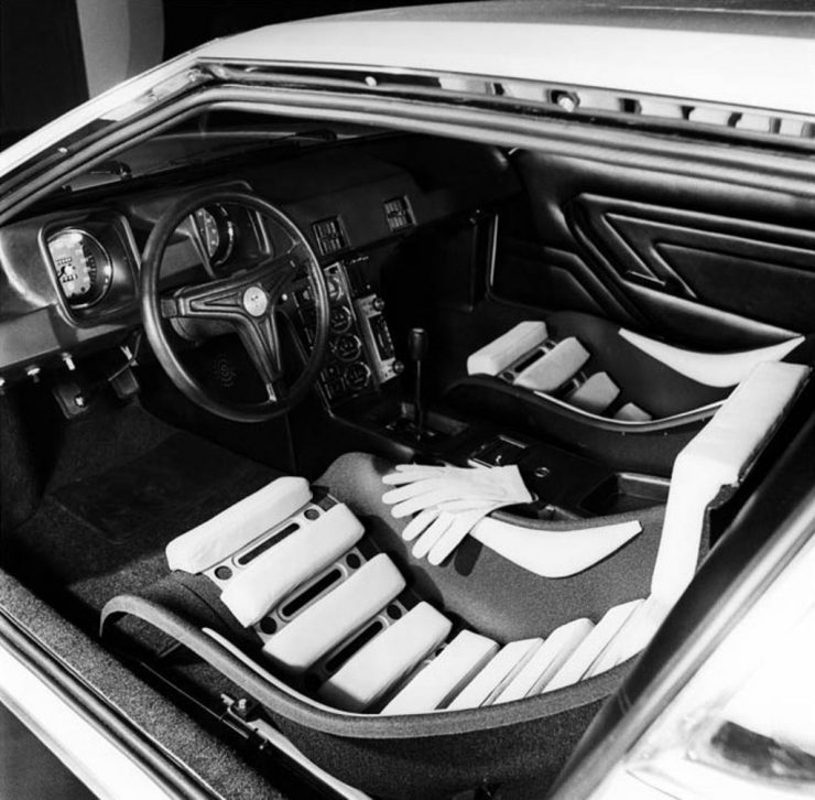 DeTomaso Pantera Concept Car