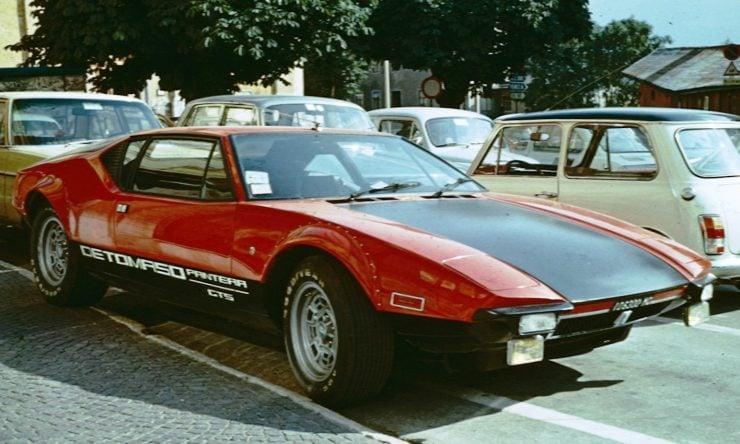 De Tomaso Pantera GT5 S