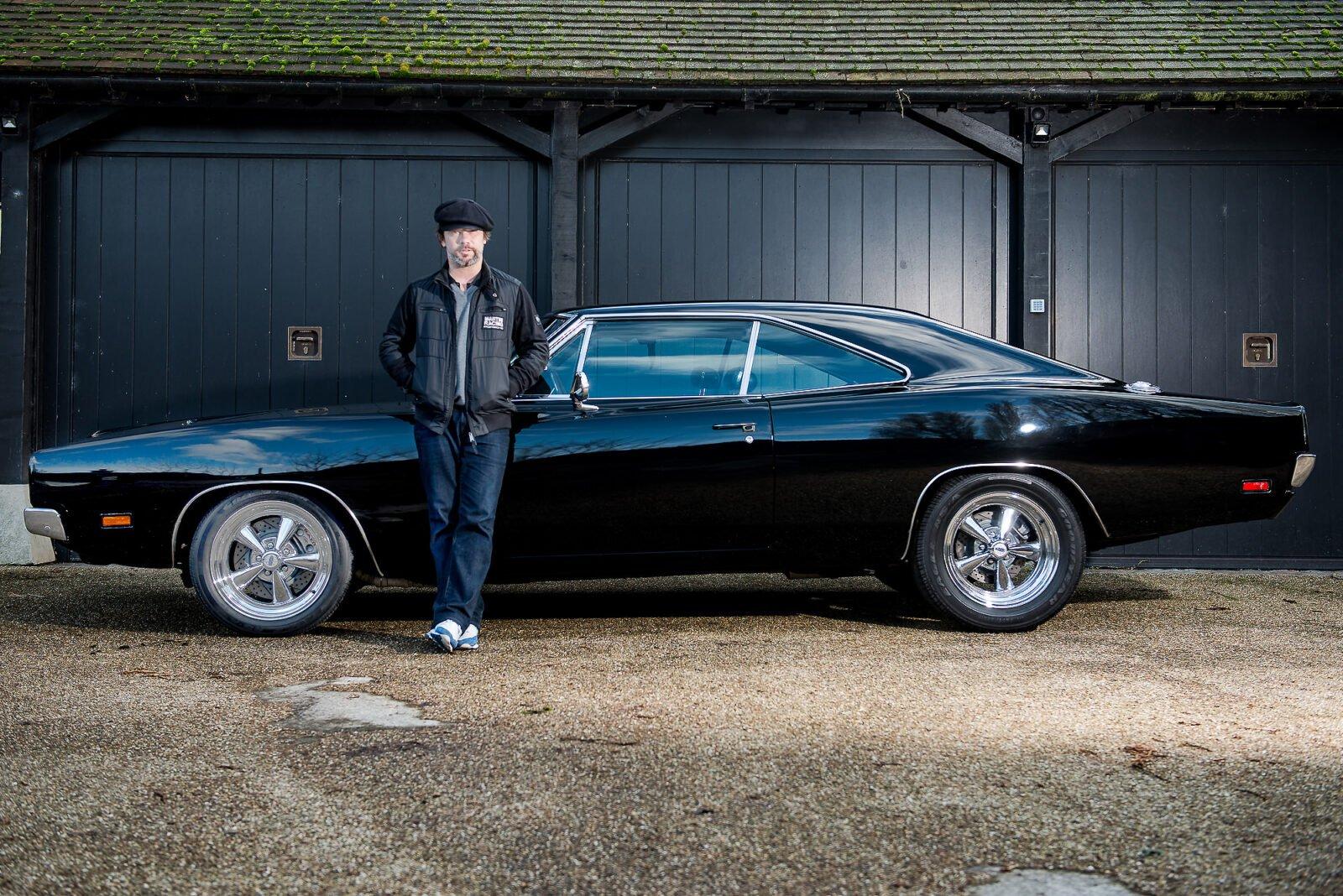 Dodge Charger Bullitt Jay Kay Jamiroquai 1600x1068 - Ex-Bruce Willis + Ex-Jay Kay 1969 Bullitt-Spec Dodge Charger