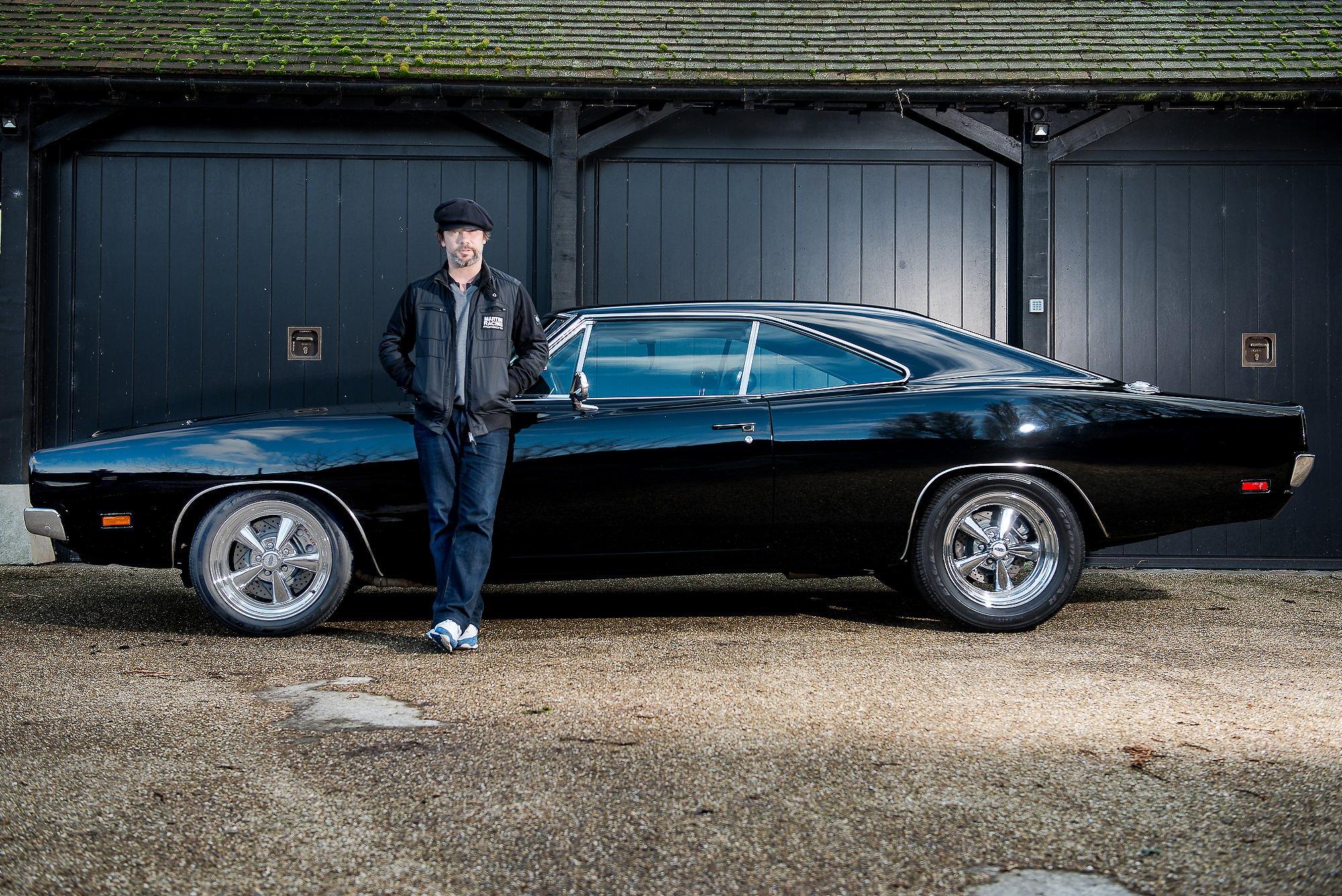 Ex Bruce Willis Ex Jay Kay 1969 Bullitt Spec Dodge Charger