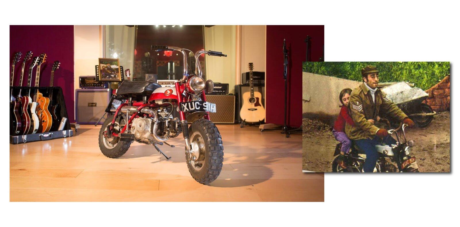 John Lennon Monkey Bike Main Image