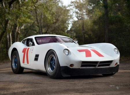 Kellison J 4R Car 3 450x330 - A Rare American Icon - The 500hp 1959 Kellison J-4R V8 Coupe