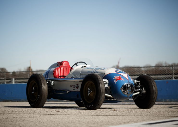 Kurtis KK4000 Offy Indy Race Car