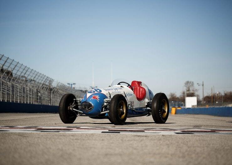 Kurtis KK4000 Offy Indy Race Car Main