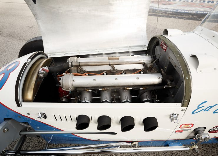 Kurtis KK4000 Offy Indy Race Car Engine