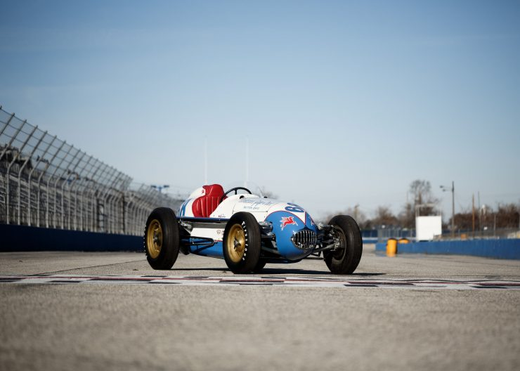 Kurtis KK4000 Offy Indy Race Car