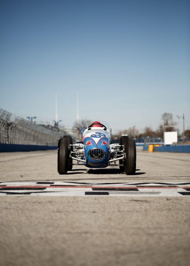Kurtis KK4000 Offy Indy Race Car Front